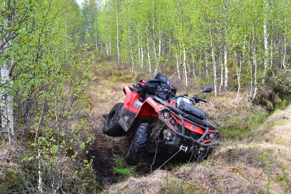 Case: ATV- uran perustaminen